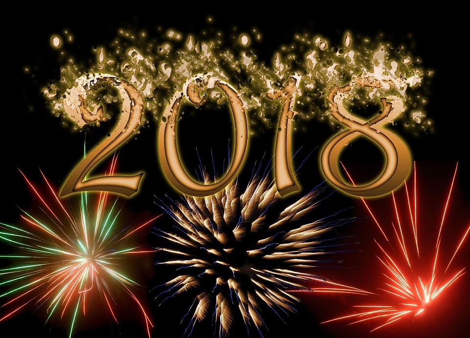 Плейкаст с Новым годом 2018